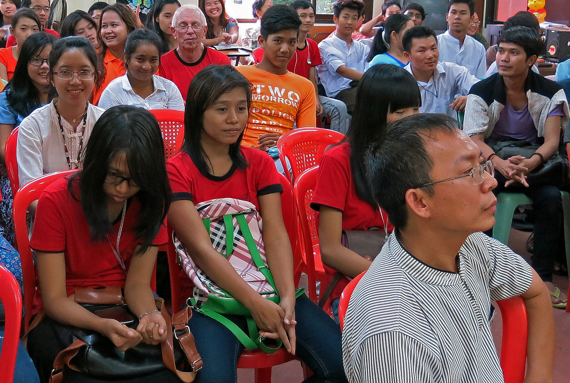ANNUAL APPEAL FROM KHOO KYAW SAN, EXECUTIVE DIRECTOR