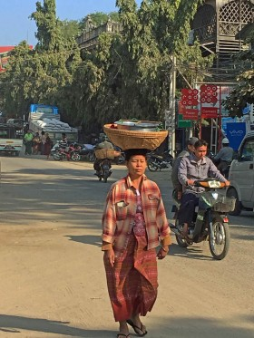 Cetana Myanmar Tours Saw Transport